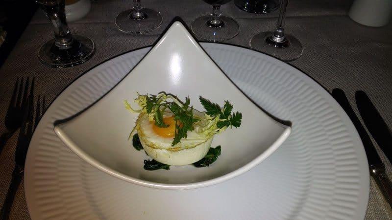 Æg-og-spinat