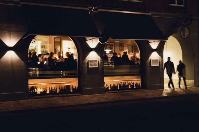Kok & Vins eget billede af restauranten