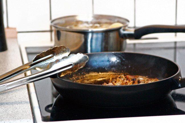 Køkkentang