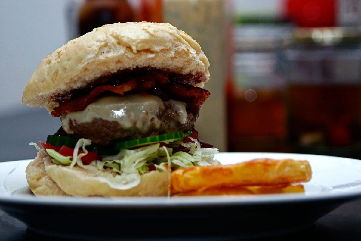Hjemmelavet burger – En grundopskrift