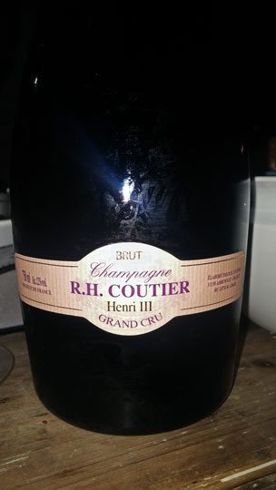 R.H. Coutier - Henri III 2005