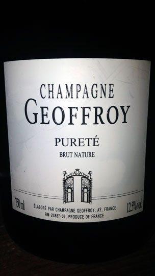 Geoffroy - Pureté