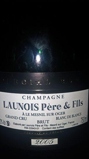 "Launois ""Special Club"" 2005"