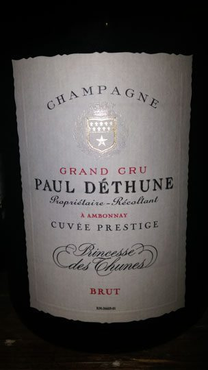 "Paul Dethune ""Cuvée Prestige"" NV"