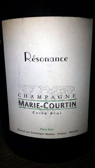 "Marie-Courtin ""Résonance"""