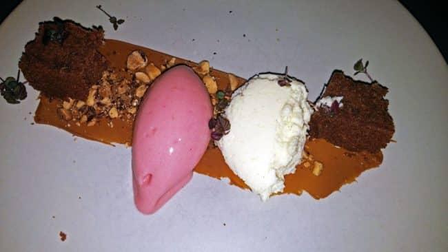 Dessert hos Spuntino