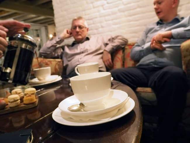 Kaffe, Fjordrejen og Rigeligtsmør