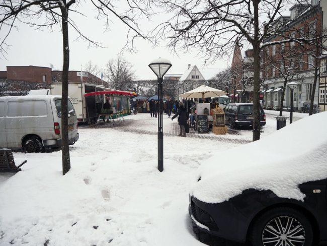 Torvedag i Odense
