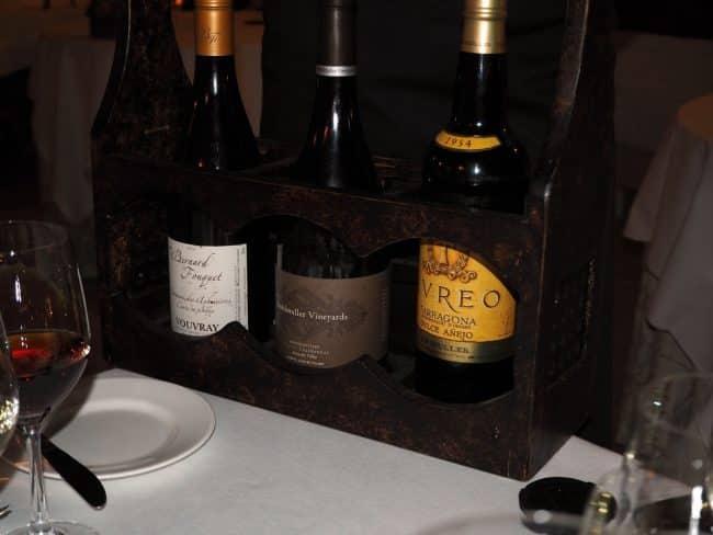 De tre vine til osten
