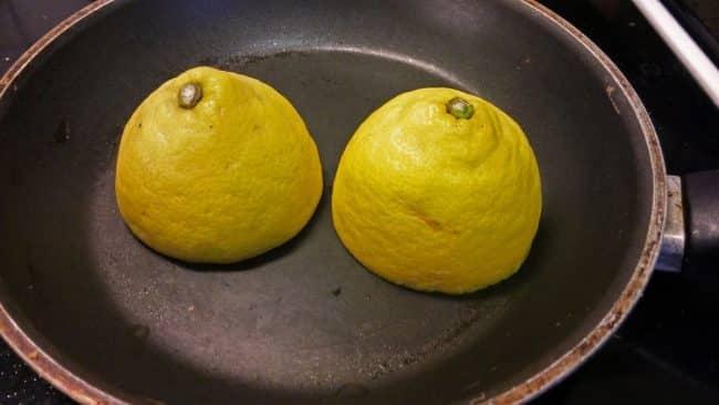 Citroner steges