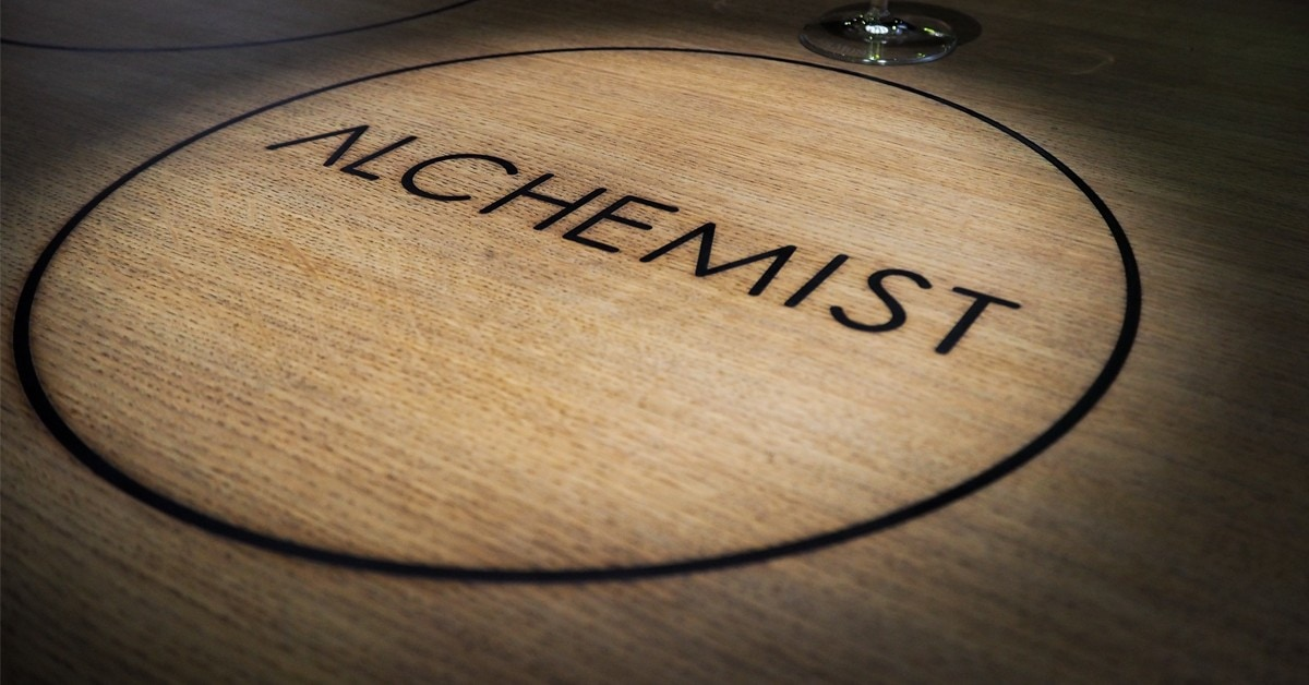 Restaurant Alchemist + G.H. Mumm