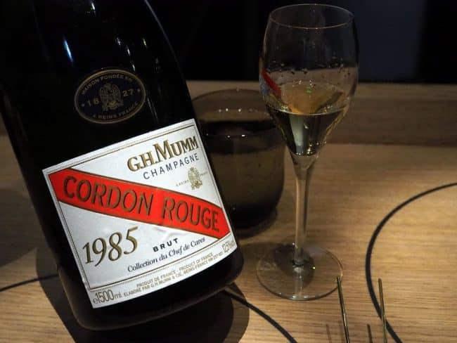 Cordon Rouge 1985