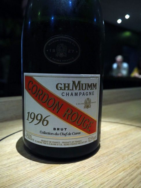 Cordon Rouge 1996