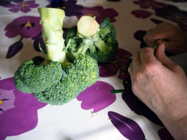 Broccoli-til-broccolisalat