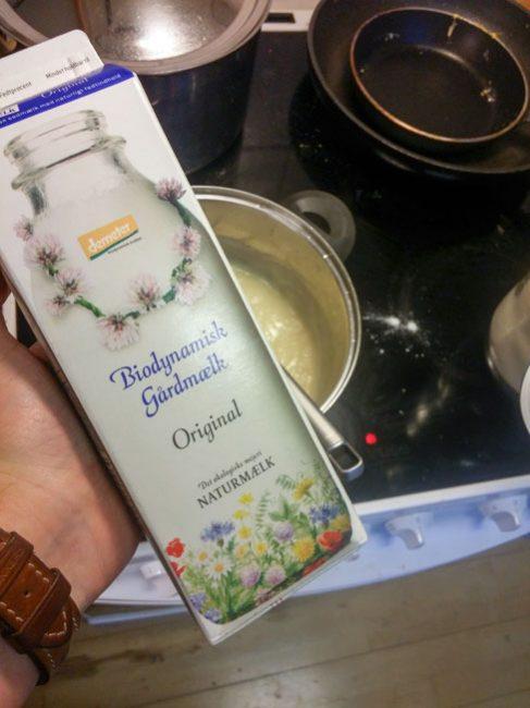 Min ravoritmælk