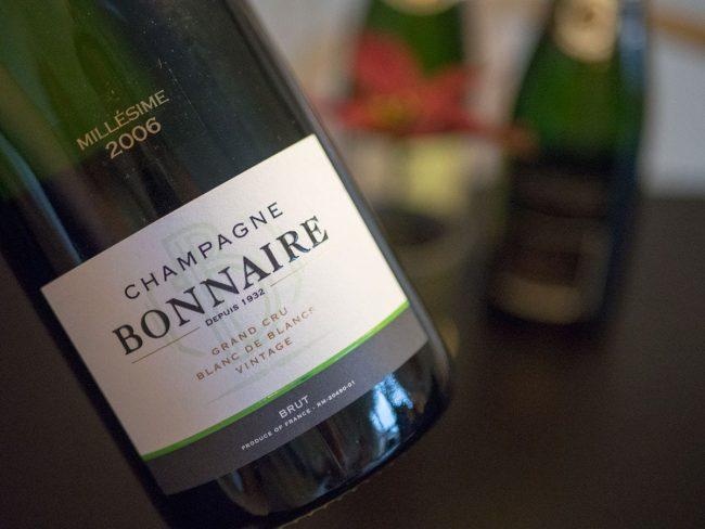 Champagne fra Bonnaire