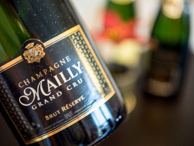 Champagne fra Mailly