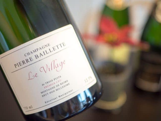 Champagne fra Pierre Baillette