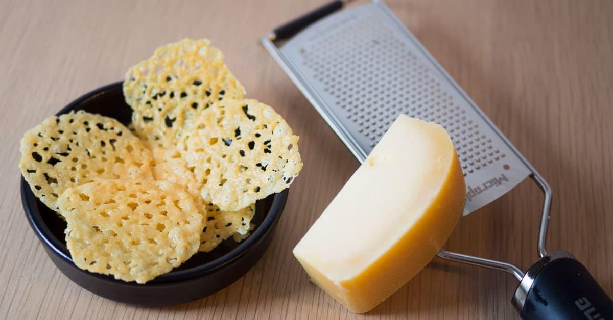 Parmesanchips – Let, sprødt og lækkert