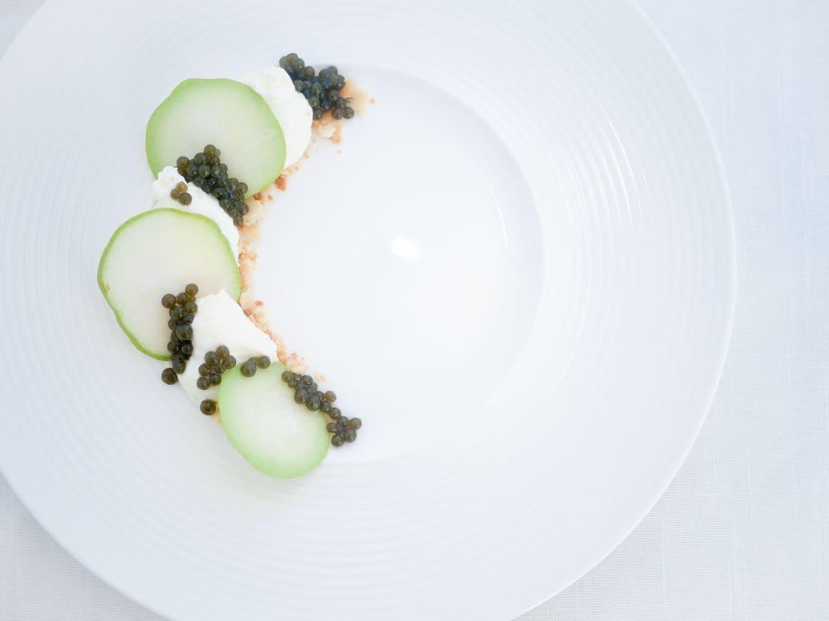 Gedefriskost & rosmarin – En alternativ dessert