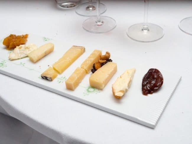 Forskellige oste