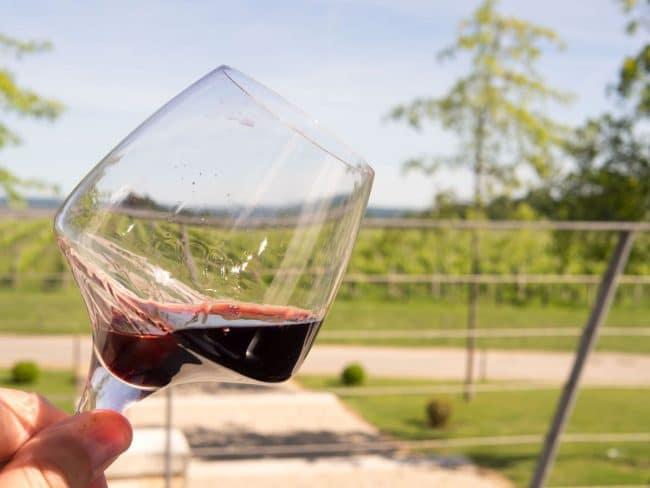 Tid til vin