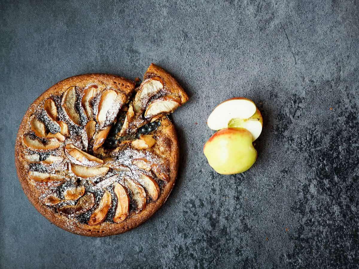 Æbletærte med farin og kanel – Din nye favoritopskrift