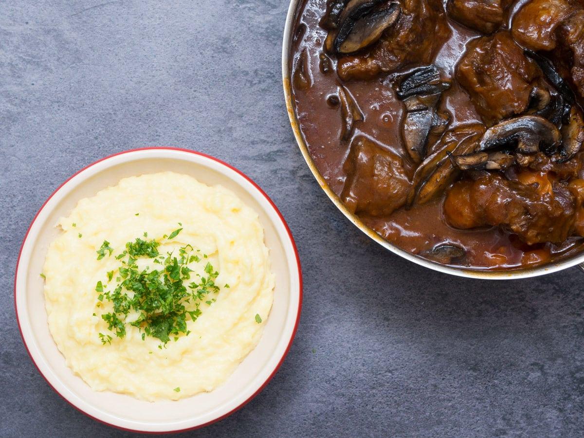 Kartoffelmos opskrift – Luftig og lækker