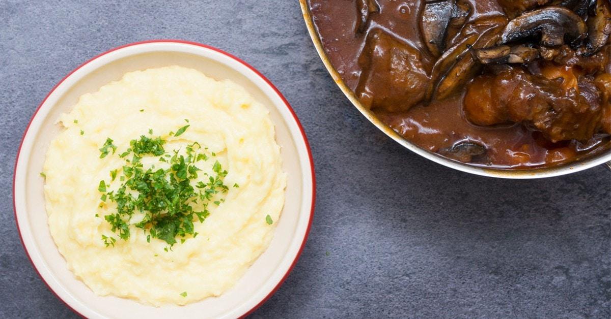 Kartoffelmos opskrift - Luftig og lækker