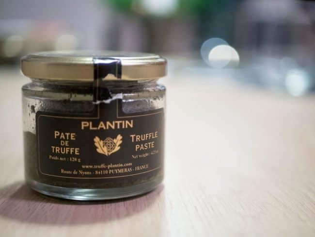 Trøffelpasta fra Platin