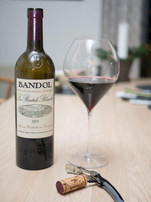 Bandol, 2015 - La Bastide Blance