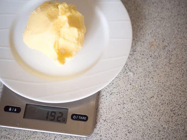 Æltet smør