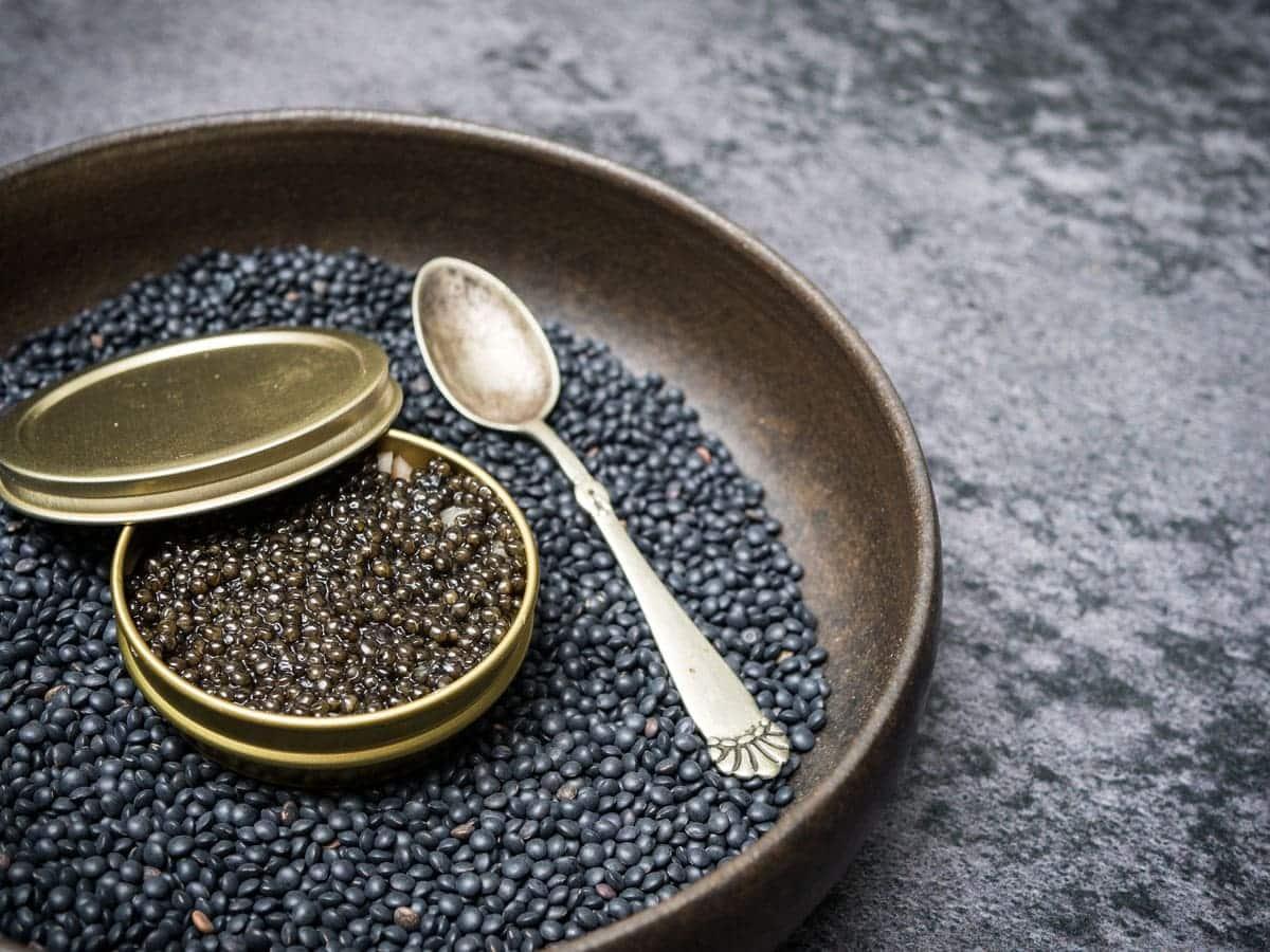 Caviar en surprise – En fortolkning af Søllerød Kro klassikeren