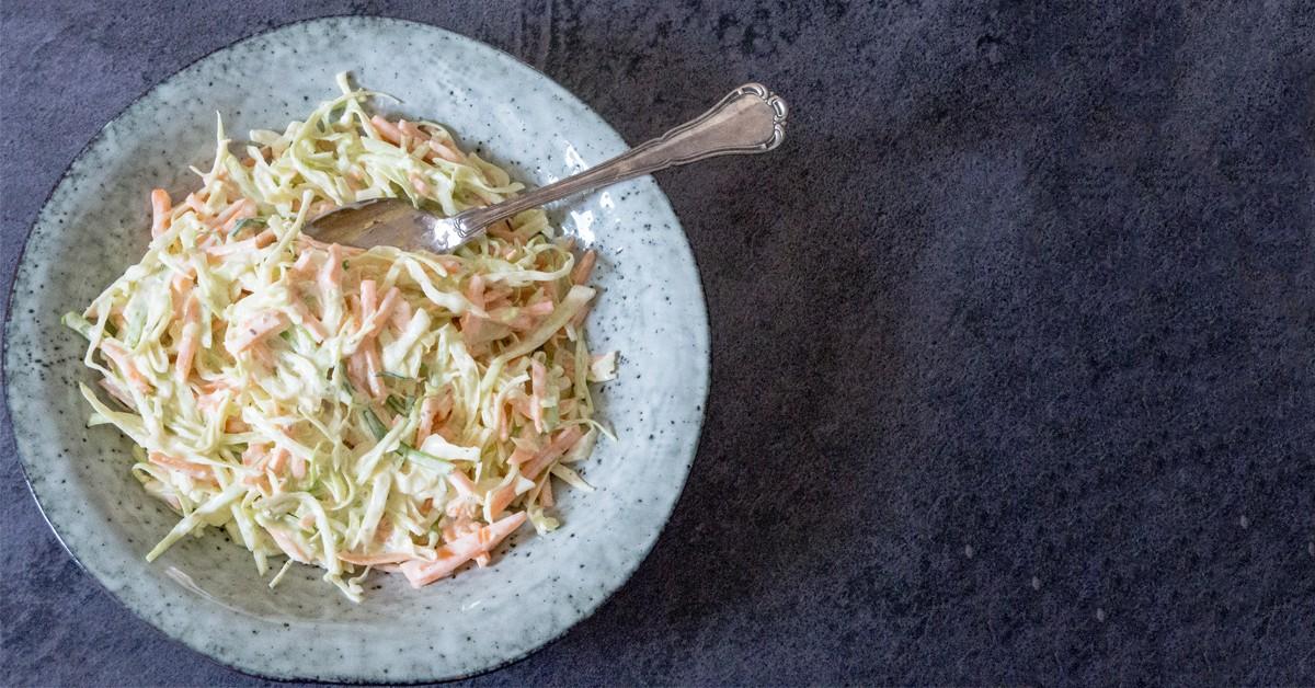 Coleslaw - Den bedste opskrift