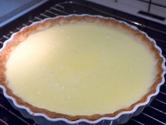 Færdigbagt citrontærte