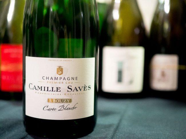 Camille Savés - Carthe Blanche