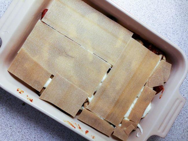 Et nyt lag lasagneplader