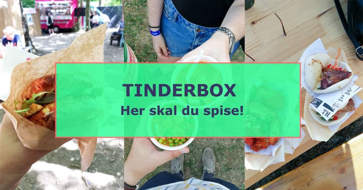 Tinderbox – Det skal du spise på fyrtøjsfestivalen 2019