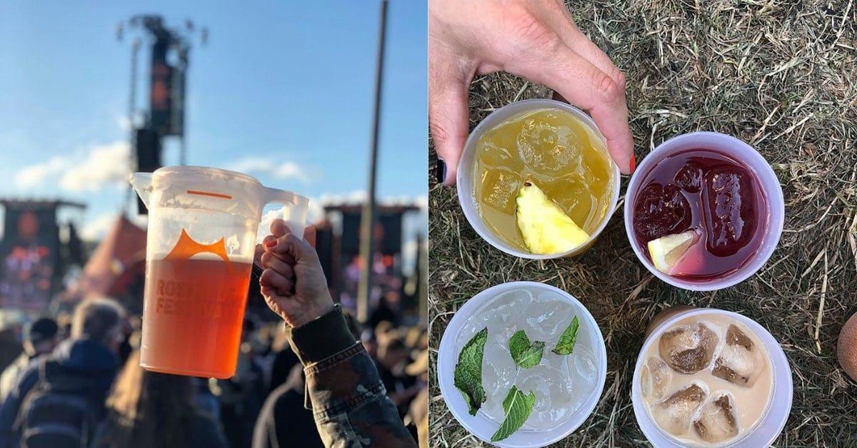Det drak vi (også) på Roskilde Festival 2019