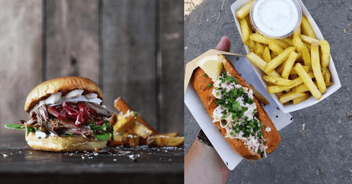 Disse 5 madsteder må du ikke misse på Roskilde Festival 2019