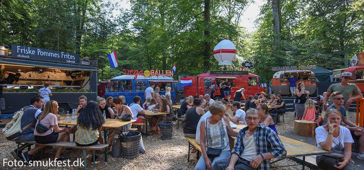 Smukfest 2019: Det glæder vi os til at spise og drikke