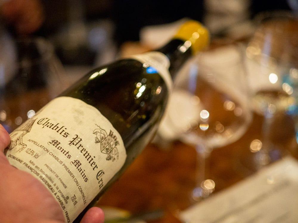 Bourgognesmagning med ShareWine