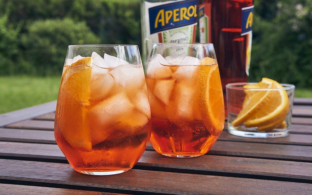 Aperol Spritz opskrift – Så let er den at lave!