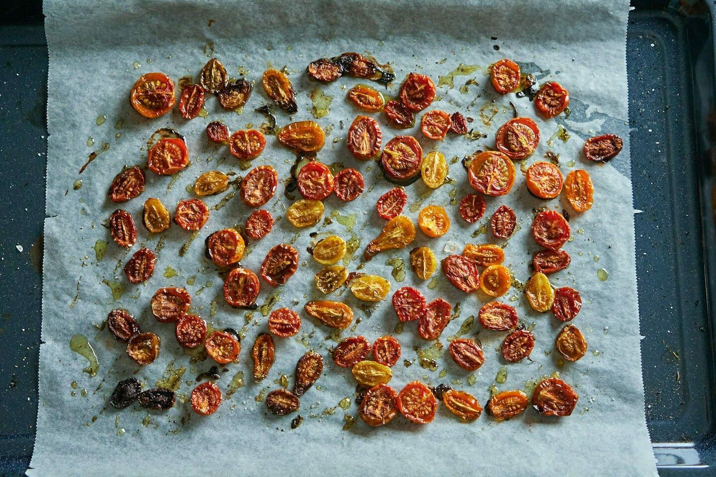 Semidried tomater – Så lette er de at lave