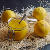 Lemon curd opskrift