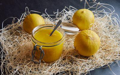 Lemon curd – Fløjlsblødt smørepålæg
