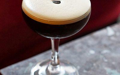Espresso martini – Som bartenderne laver den